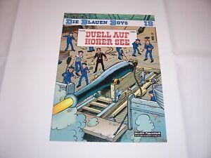 DIE BLAUEN BOYS Band 19  Cauvin/Lambil  1.Auflage  Salleck Verlag