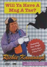 Richie Kavanagh - Will Ya Have A Mug A Tae (2016) | NEW & SEALED DVD