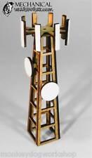 40k Comunication Tower Dust Tactics Infinity Necromunda 28mm terrain