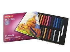 Derwent Pastel Blocks 24 Colour Tin