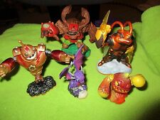 Skylanders Lot - Swarm Bouncer Tree Rex Spyro Giants Eruptor  Wii U 3DS XBOX PS3