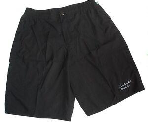Board Shorts Plus Size 18 20 22 24 26 28 Black Bathers Boardies Swimwear