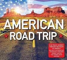 Various Artists - American Road Trip Nuevo CD
