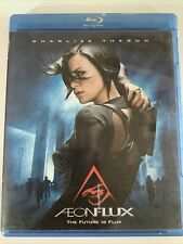 Aeon Flux (Blu-ray, 2005) Charlize Theron Free Shipping