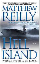 Hell Island by Matthew Reilly (Paperback / softback)