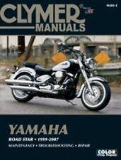 Clymer M282-2 Service & Repair Manual for 1999-07 Yamaha Road Star 1600 / 1700
