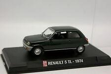 UH Presse 1/43 - Renault 5 TL 1974 Verte