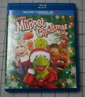 Its A Very Merry Muppet Christmas Movie (Blu-ray Disc, 2014)