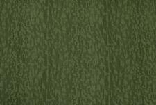 Jersey doppio trapuntato fantasia verde kaki STOFFA AL METRO TESSUTO A METRAGGIO
