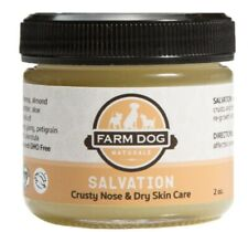 Farm Dog Naturals - Salvation Skin Care & Crusty Nose Balm for Dogs, 2 Ounce