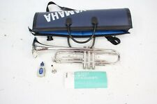 More details for  yamaha t100s silver trumpet student