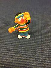 D21- Sesame Street PVC mini Figure Toy Vintage Henson Ernie