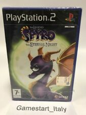THE LEGEND OF SPYRO THE ETERNAL NIGHT - SONY PS2 - NUOVO SIGILLATO - NEW PAL