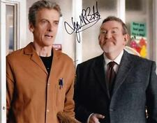 NIGEL BETTS as Mr. Armitage - Doctor Who GENUINE AUTOGRAPH UACC (R11480)