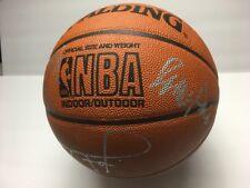 1990s Boston Celtics Team Signed x12 Basketball Robert Parish, Fox, Mcdaniel +++