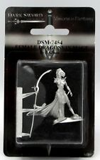 Dark Sword DSM-7454 Female Dragonkin Mage Dragonborn Sorcerer Wizard Warlock NIB