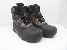 Northside Men's Buckshot Thinsulate Cold Weather Snow Boot  Camo SIze 9M