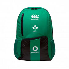 Canterbury Ireland Rugby Backpack - Green/Black