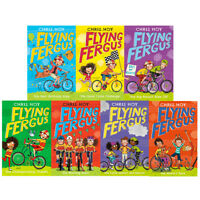 Flying Fergus Collection Series 7 Books Set