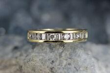 Mezza memory Anello in oro 585er con diamanti circa 0.75 CT VS/TW - #a31