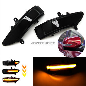 For Subaru Forester 2011-13 Outback Legacy Tribeca LED Dynamic Turn Signal Light