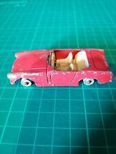 Dinky Toys Austin Healey Sprite Red 112 for restoration