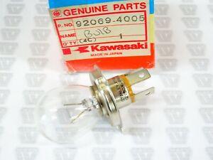 Kawasaki NOS NEW 92069-4005 Head Lamp Light Bulb KXT KXT250 Tecate