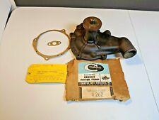 A1 Cardone 58-200 Engine Water Pump for Edsel Ranger, Ford Club, Country Sedan