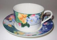 Christopher Stuart FRENCH BROCADE Optima Shape Cup & Saucer Set