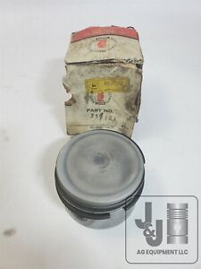 Genuine John Deere Piston With Rings AM37562 AM34096 33312A 55 56 524 324 624