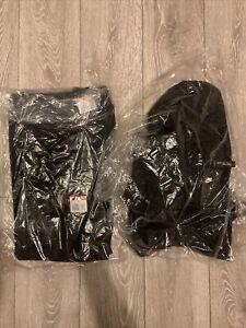 Men's Nike Tech Fleece Tracksuit Black Large