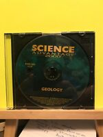 Pre-owned ~ Science Advantage 2000 Geology Encore Software Disc (CD-ROM, 1997)