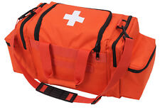 Orange Medic Bag EMT Rescue With White Cross Emergency Rothco 2658