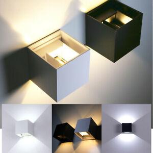12W LED Wall Light waterproof Outdoor Up/Down Lamp Exterior lights Yard Modern