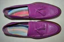 Paul Smith Womens Alexis Loafers Fuchsia UK 6 US 8 New RRP £330