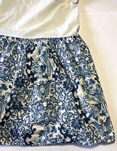 RALPH LAUREN FULL Bedskirt Dust Ruffle TAMARIND Double