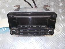 MITSUBISHI TRITON RADIO/DOUBLE DIN CD/WMA/MP3 PLAYER, MN, 08/09-03/15 09 10 11