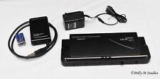 Samson Vlxtd Wireless Instrument System Vr 22 Receiver Vt2G Belt Pack Used