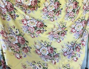 1 Vintage Ralph Lauren Brooke Sophie Full Fitted Sheet