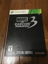 Marvel vs. Capcom: 3 Fate of Two Worlds Special Edition(Microsoft Xbox 360 2011)