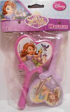 Maracas Disney SOFIA THE FIRST Princess 2 Piece Musical Instument Toy