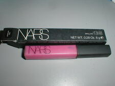 NARS Lip Gloss # 1656 ANGELIKA 0.28 Oz / 8 g NEW ITEM BOXED NEVER BEEN USED