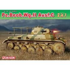 DRAGON 6812 pz.beob.wg.ii Ausf.C 1:35 MEZZI MILITARI KIT MODELLO
