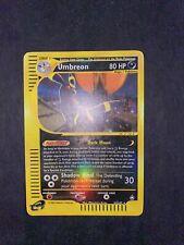 Pokemon Umbreon 41/147 Aquapolis Reverse Holo ENG - No Charizard Gold Star