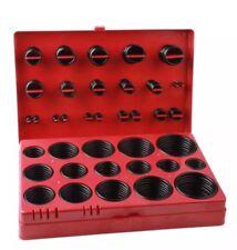 419pc black Rubber Plumbing Seal O Rings Gasket Assortment O-Ring plumber set