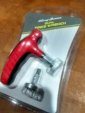 Tommy Armour Dual Spike Wrench New In Package H91 Golf Spikes Shoes Tool H91