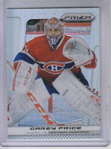 2013-14 (CANADIENS) Panini Prizm Prizms #41 Carey Price