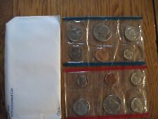 1979 US 12 Coin Mint Set Original Envelope Susan B Anthony Kennedy FREE SHIPPING