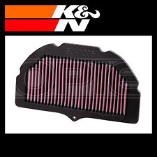 K&N Air Filter Motorcycle Air Filter for Suzuki GSXR1000 (2005 - 2008)| SU-1005