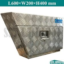 Right or Left Side Aluminium Under Tray Tool box 60 20 40 Undertray Ute Toolbox